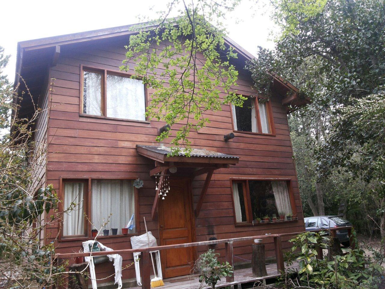 Casa con depto. apareado (Cod. 133)