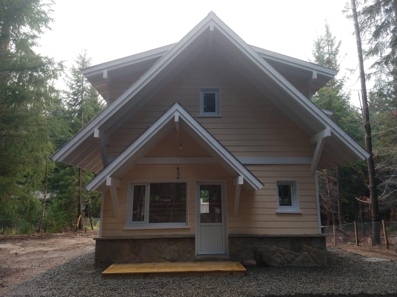 Casa nueva Manzano (cod. 124)