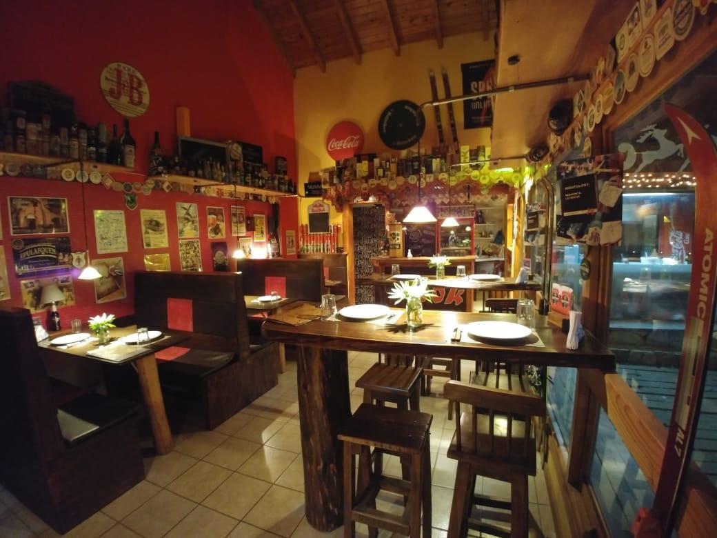 Pizzas artesanales Fondo de Comercio (Cod. F 11)